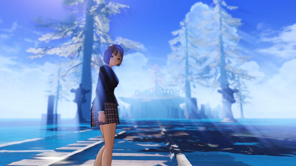 Dojmy z hraní Blue Reflection: Second Light brslp