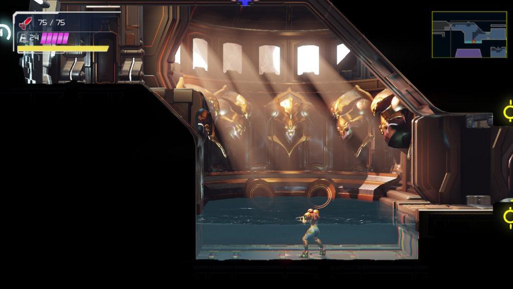 Dojmy z hraní Metroid Dread md1