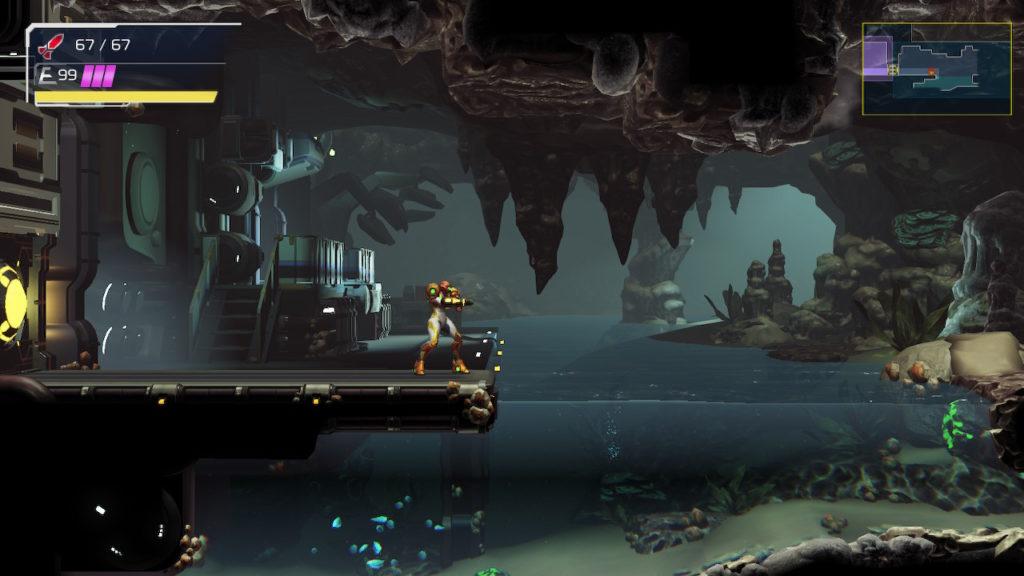 Dojmy z hraní Metroid Dread md2