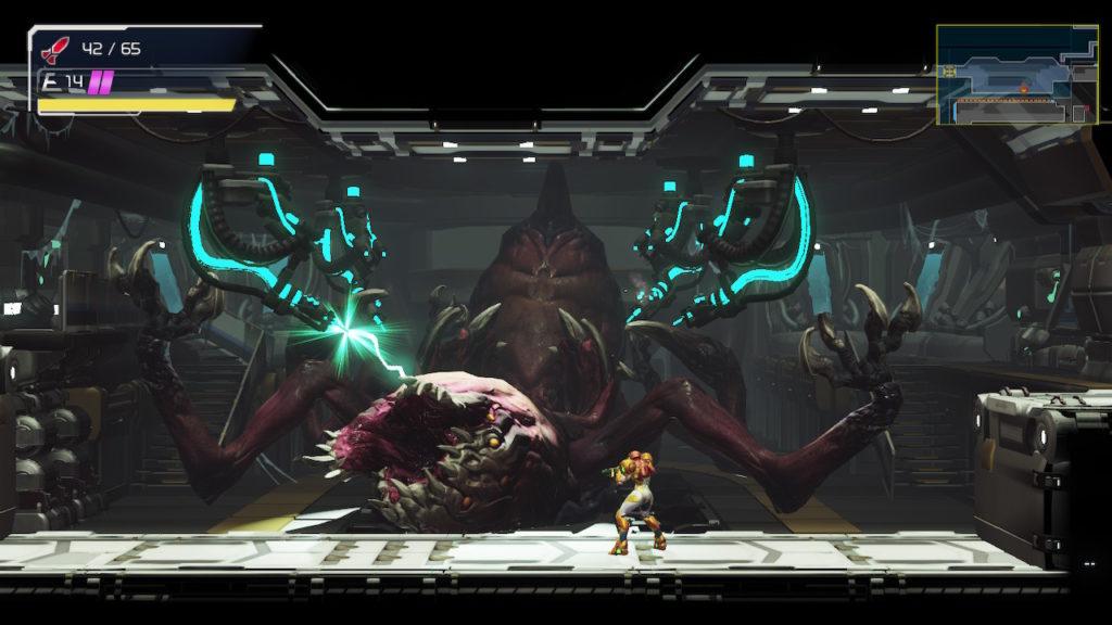 Dojmy z hraní Metroid Dread md3
