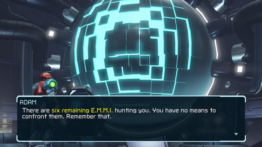 Dojmy z hraní Metroid Dread md6